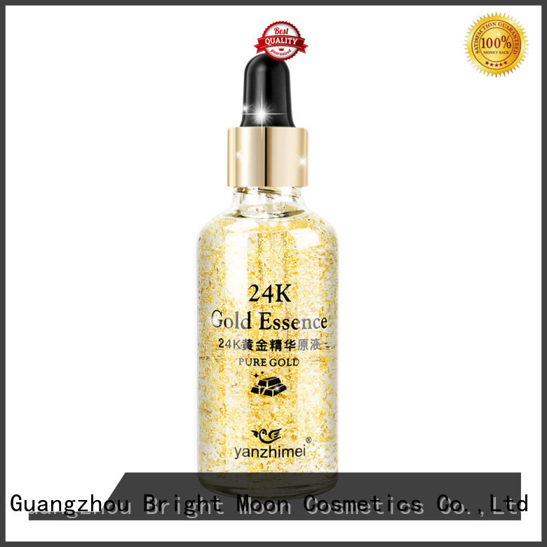 Bright Moon Latest facial treatment essence manufacturers for business