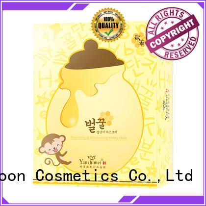 Bright Moon Best face mask sheet supply for ladies