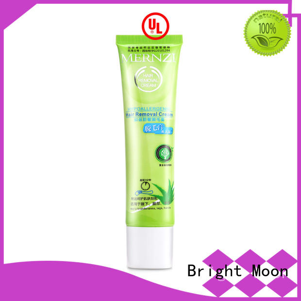 Bright Moon Best skin hair removal cream for sale for female