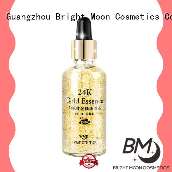 Bright Moon Innovative facial treatment essence manufacturer for girls