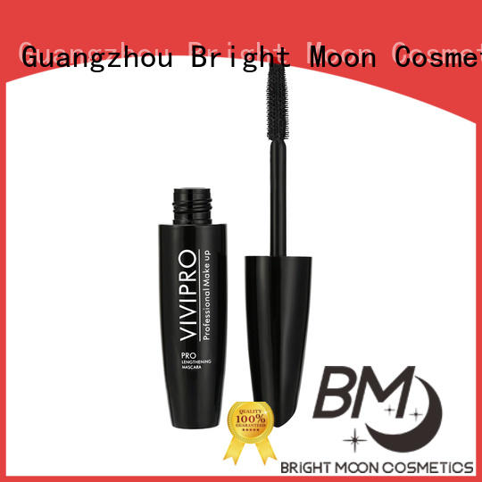 Bright Moon organic girls eye makeup stereoscopic for facial cleansing