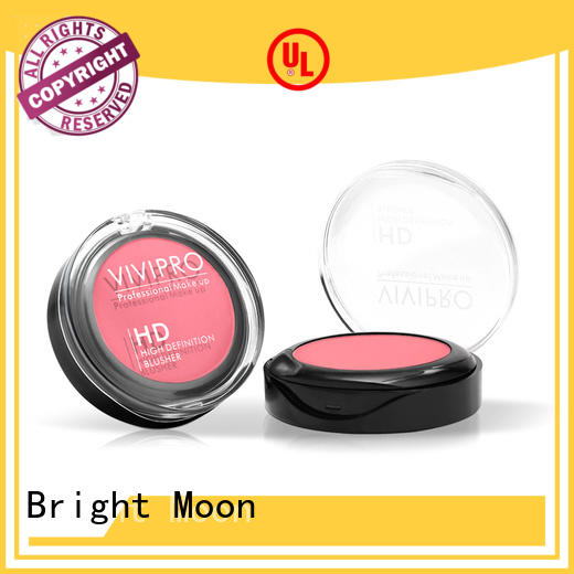 Bright Moon Top loose face powder company for cosmetic industry