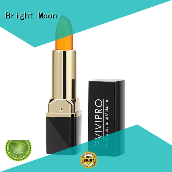 Bright Moon box matte lipstick supplier factory for ladies