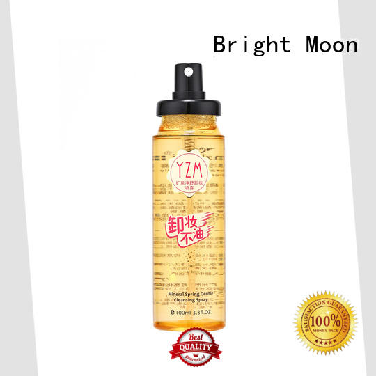 Bright Moon Latest makeup remover cream for business for importer