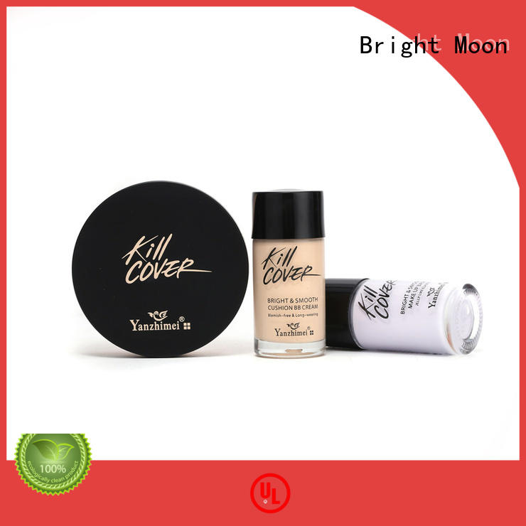 Bright Moon powderblusher highlighting concealer supply for skin tone