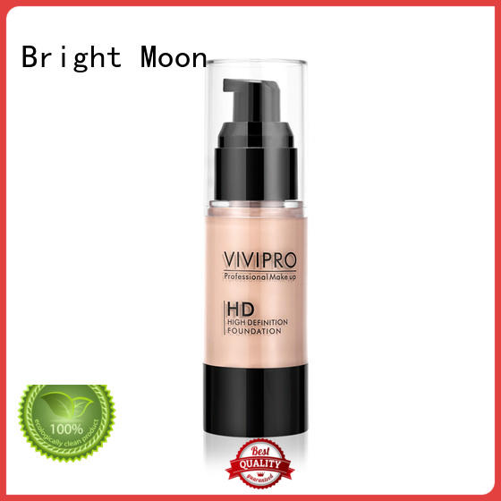 Bright Moon New face foundation makeup for business for cosmetic industry