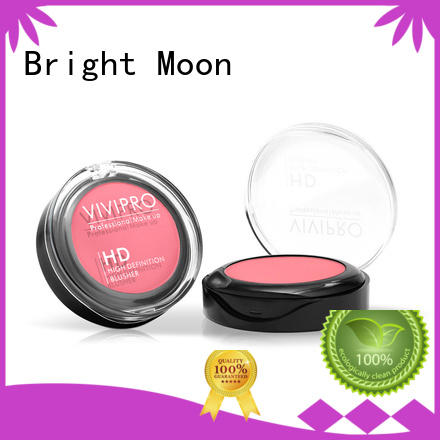 Bright Moon 24h blush makeup company for cosmetic industry