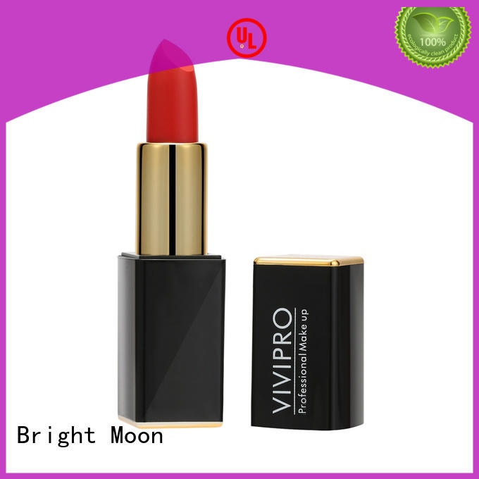 Bright Moon vivih021 long stay lipstick supply for ladies
