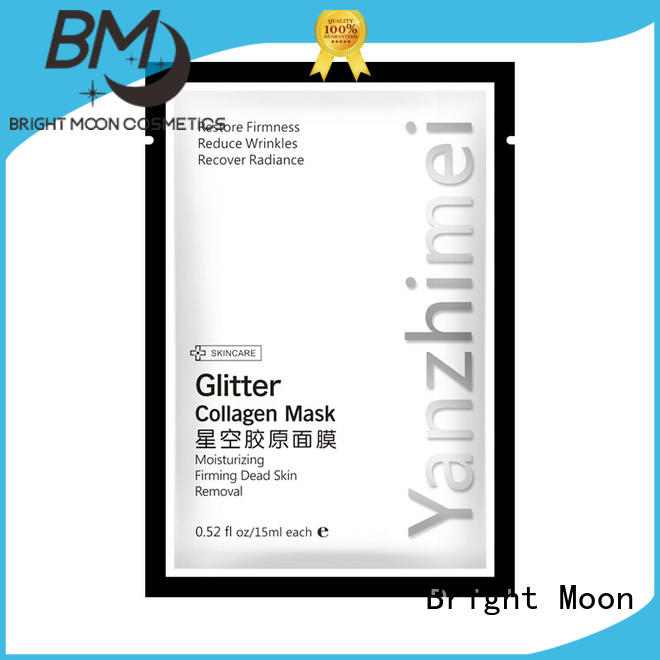 Bright Moon whitening skin mask manufacturers for lips