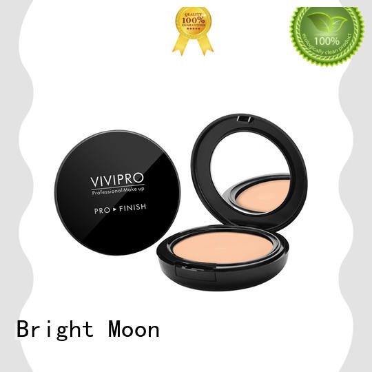 Bright Moon 24h concealer powder foundation factory for cosmetic industry