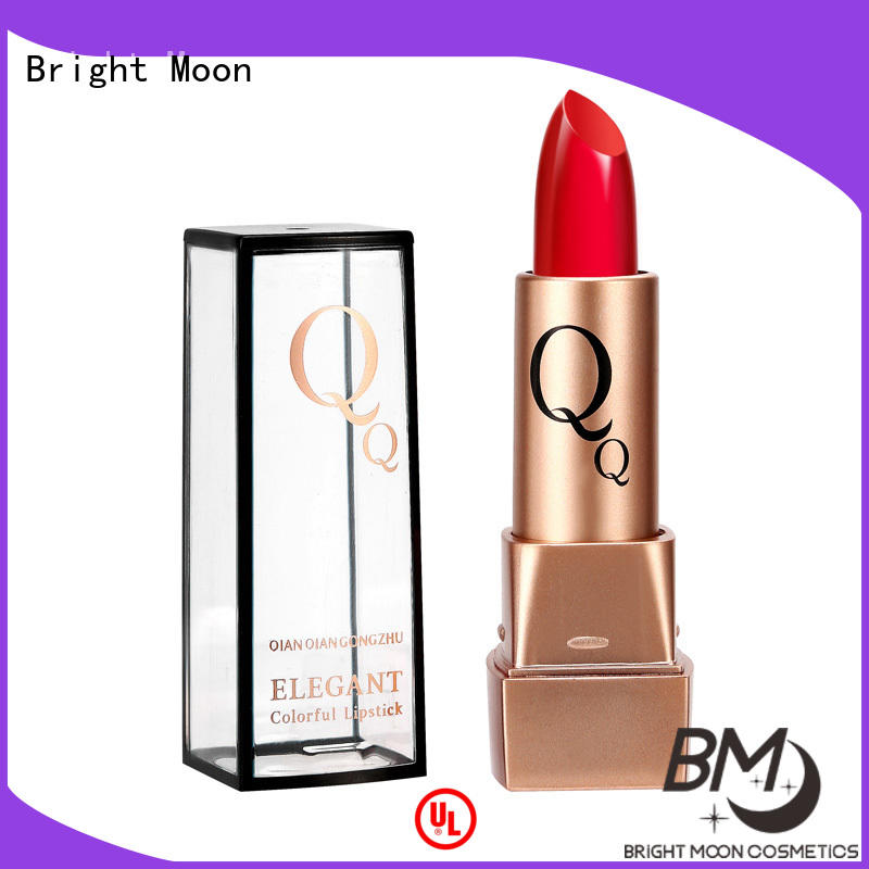 Latest long lasting waterproof lipstick 3pcs for business for girls