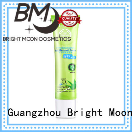 natural facial hair removal cream painless for face Bright Moon