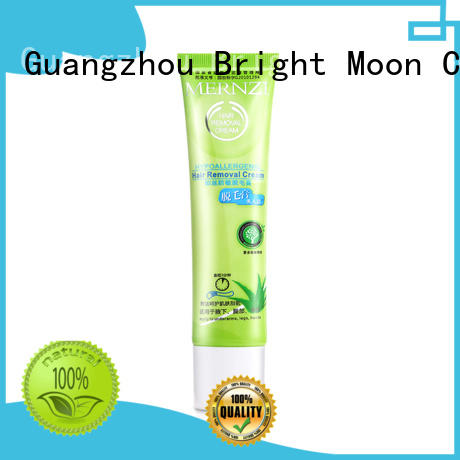 Bright Moon Top cream wax for hair removal for sale for face