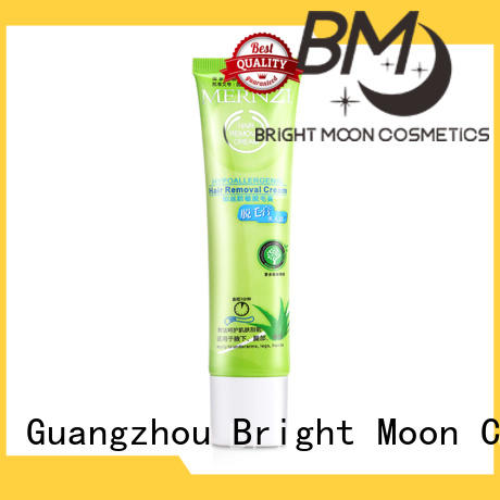 Bright Moon New hair removal cream products manufacturers for female